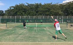クラブ活動テニス